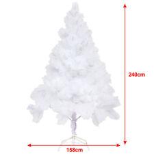 60-240cm Weihnachtsbaum Kunstbaum Kiefer Tannenbaum Christbaum Wei�Ÿ Dekobaum TOP