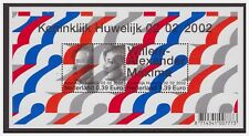 Netherlands 2002 Marriage Willem Alexander and Maxima S/S MNH