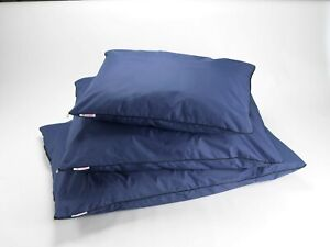 Dog Bed waterproof Cushion Heavy Duty Cover Hard Wearing Soft Mattress Tough