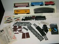 TYCO CHATTANOOGA STEAM LOCOMOTIVE TRAIN SET 7419 HO SCALE 1988 No Box