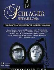 SCHLAGER MEDAILLONS 7 - DER TONFILM MACHT KARRIERE (DOPPEL-CD) NEU / OVP