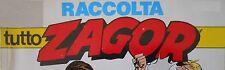 Raccolta TUTTO ZAGOR n°107 ed. Bonelli [G659]  - BUONO