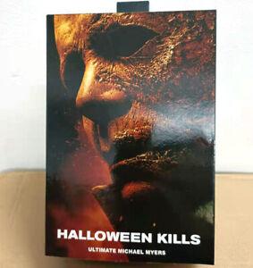 "NECA Halloween Kills Michael Myers Ultimate 7"" Action Figure 2021 Official"