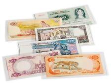 50 Feuilles pour billets de banque, BASIC, 158 x 75 mm - Leuchtturm- Réf  344903