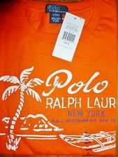 POLO RALPH LAUREN T-SHIRT SIZE AGE 18-20 yrs SMALL MENS NEW NWT