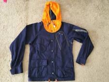 MISTER FREEDOM Skipper Jacket jacket Navy SC13035 Size 36 Used Made in Japan