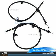 Parking Brake Cable Set REAR Fits 05-08 Hyundai Tiburon 59760-2C320 59770-2C320