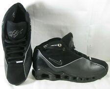 Nike Shox VC 2 Vince Carter Shoes Black Silver 305078-001 Size 9 1/2 AUTHENTIC