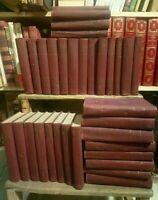 1925-1927 33 Tomos Obras Completas del Dr. D. Jaime Balmes Primera edición