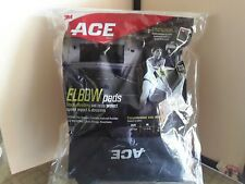 3M Ace Elbow Pads 1Pair NEW UNUSED!! One Size 4-3