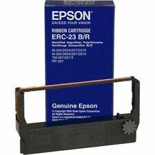 Epson Ribbon Cartridge ERC-23 B/R black/red