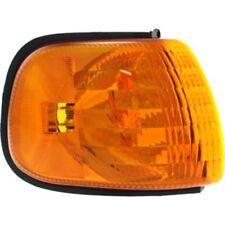For Ram 1500 Van 99-03, Passenger Side Corner Light, Amber Lens, Plastic Lens