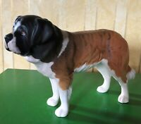 BESWICK DOG SAINT BERNARD CH. CORNA GARTH STROLLER  MODEL No 2221 MATT PERFECT