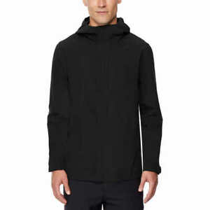 NEW 32 Degrees Men's Lightweight UPF 30+ Rain Full Zip Hooded Jackets #319