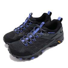 Merrell Moab FST 2 GTX Gore-Tex Black Granite Women Outdoors Hiking Shoes J77426