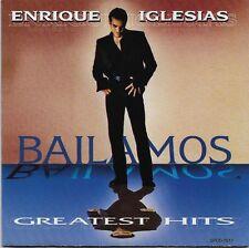 Bailamos: Greatest Hits by Enrique Iglesias CD 1999 Fonovisa