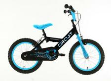 "Townsend Circuit Kids Single Speed Bike Boys First Bicycle 16"" Wheel Black Blue"