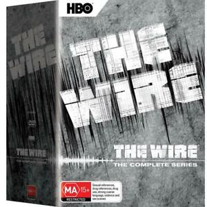 THE WIRE COMPLETE Series SEASON 1 - 5 : NEW DVD