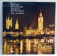 London Home Counties Male Voice Praise - Sing to the Lord 1976 vinyl LP WST 9559