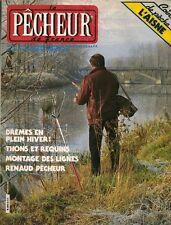 Revue le pêcheur de France No 12 Février 1984