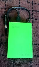 SEAGATE GAME DRIVE FOR XBOX 2TB PORTABLE EXTERNAL HARD DRIVE + Carry Case