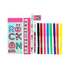 L.O.L. SURPRISE!! Deluxe Stationery Kit for Girls LOL Dolls Limited Edition Scho