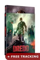 Dredd .Blu-ray Steelbook Lenticular Limited Edition