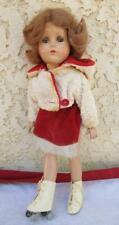 "Vintage 14"" R&B Arranbee Girl Nancy Lee Composition Doll Debuteen"