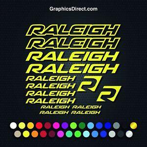 Raleigh Graphics Set (EB015)
