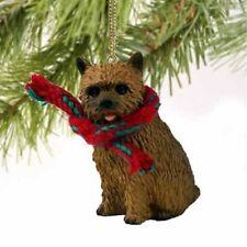 Norwich Terrier Miniature Dog Ornament