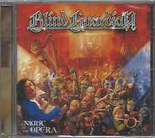 BLIND GUARDIAN / A NIGHT AT THE OPERA * NEW CD * NEU *