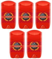 5x Old Spice Champion Deodorant Solid Stick for Men 5x50ml FREE SHIPPING