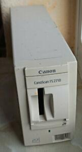 Canon CanoScan FS2710 Dia & Filmscanner ohne Zubehör und ohne Funktionstest