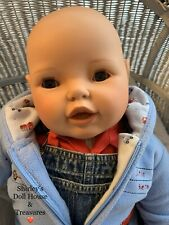 """Vintage DIANA 1999 Large 26"""" Baby Doll for reborn or play"""