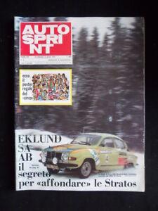 AUTOSPRINT n°9 1976 [AS3]