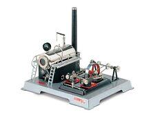 Wilesco D 22 Dampfmaschine 2-Zylinder selbstanlaufend Neu