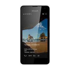 Microsoft  Lumia 550 - 8GB - Schwarz (Ohne Simlock) Smartphone