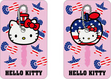 Hello Kitty American Flag Key Cap Set - Sanrio - 2012