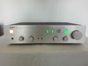 Amplificatore stereo integrato Vintage YAMAHA A-450  ingresso giradischi RIBASSO