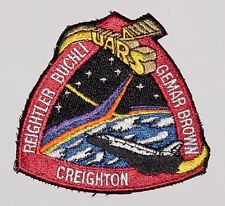 Ricamate patch spaziale NASA sts-48 dello Space Shuttle Discovery... a3239