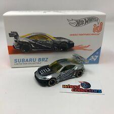 Subaru BRZ Greddy * 2021 Hot Wheels id Car Case C * NEW!!