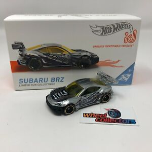Subaru BRZ Greddy * 2021 Hot Wheels id Car Case C * NEW!!