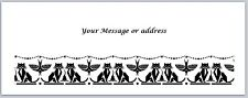 30 Personalized Return Address Labels Cats Buy 3 get 1 free (ct 225)