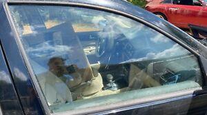 99-05 VW GOLF GTI TDI MK4 4 DOOR FRONT PASSENGER RIGHT SIDE DOOR WINDOW GLASS G1