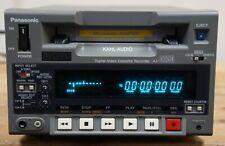 Panasonic AJ-D250 Digital Video Cassette Recorder. NO RESERVE! $1,100 MSRP