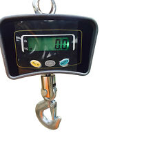 SALE! Crane Digital 500KG 110LBS Hanging Industrial Weight Scale LCD Display