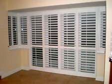 ALUMINIUM PLANTATION SHUTTER SHUTTERS FROM $285M2 INDOOR OUTDOOR FACTORY DIRECT