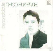CD CHICO BUARQUE - PERSONALIDADE - POLYGRAM 1987