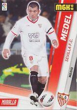 N°297 MEDEL # CHILE SEVILLA.FC CARDIFF CITY TRADING CARD MGK PANINI LIGA 2013