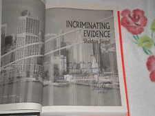 Evidence by Sheldon Siegel     *Signed*